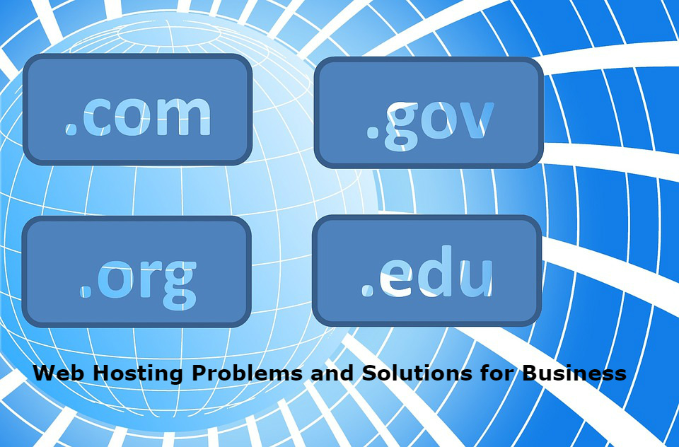 Web Hosting Problems and Solutions for Business