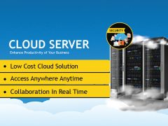 Enhance Productivity of Your Business with Cloud Server