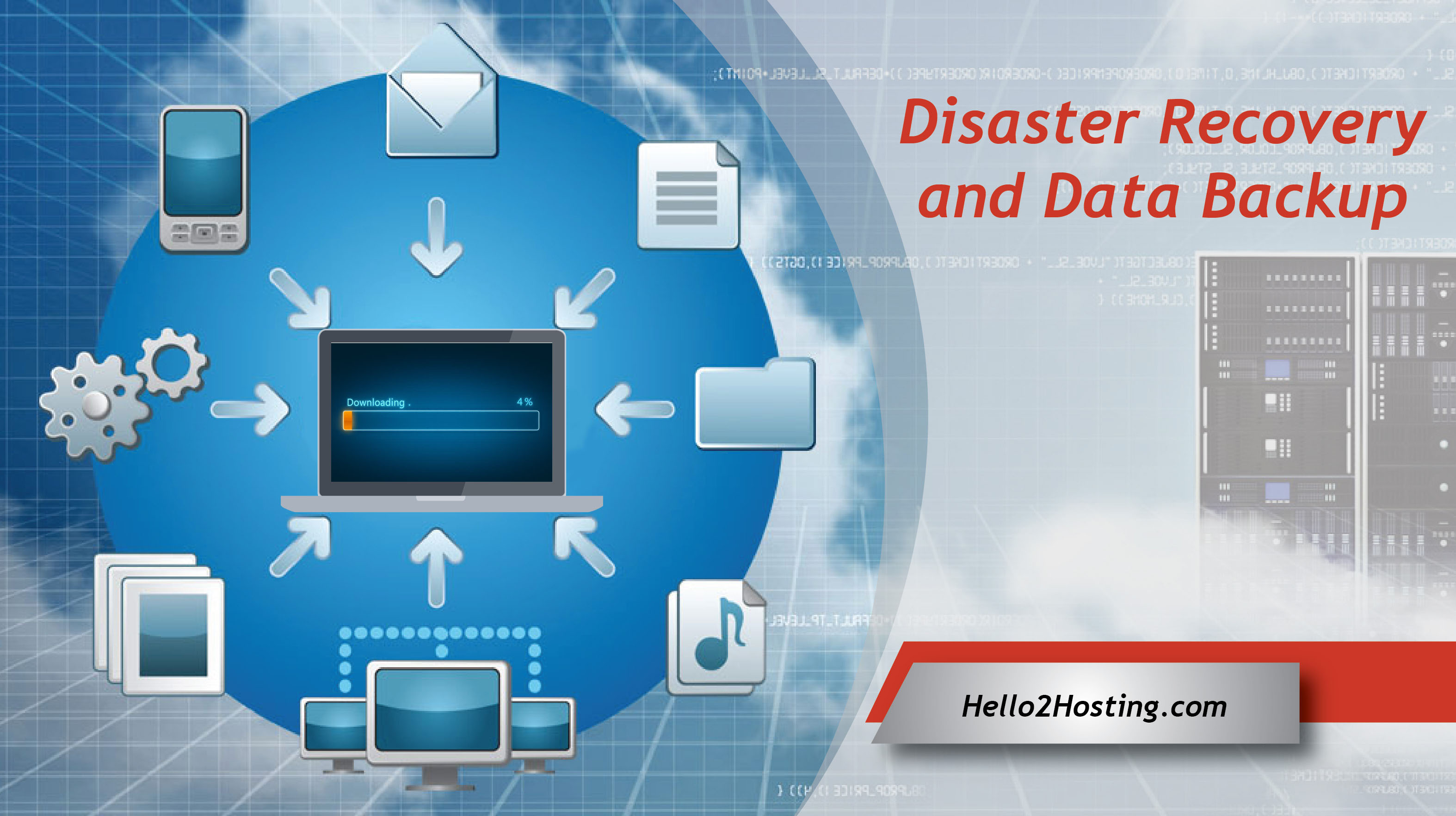 Data Backup & Disaster Recovery