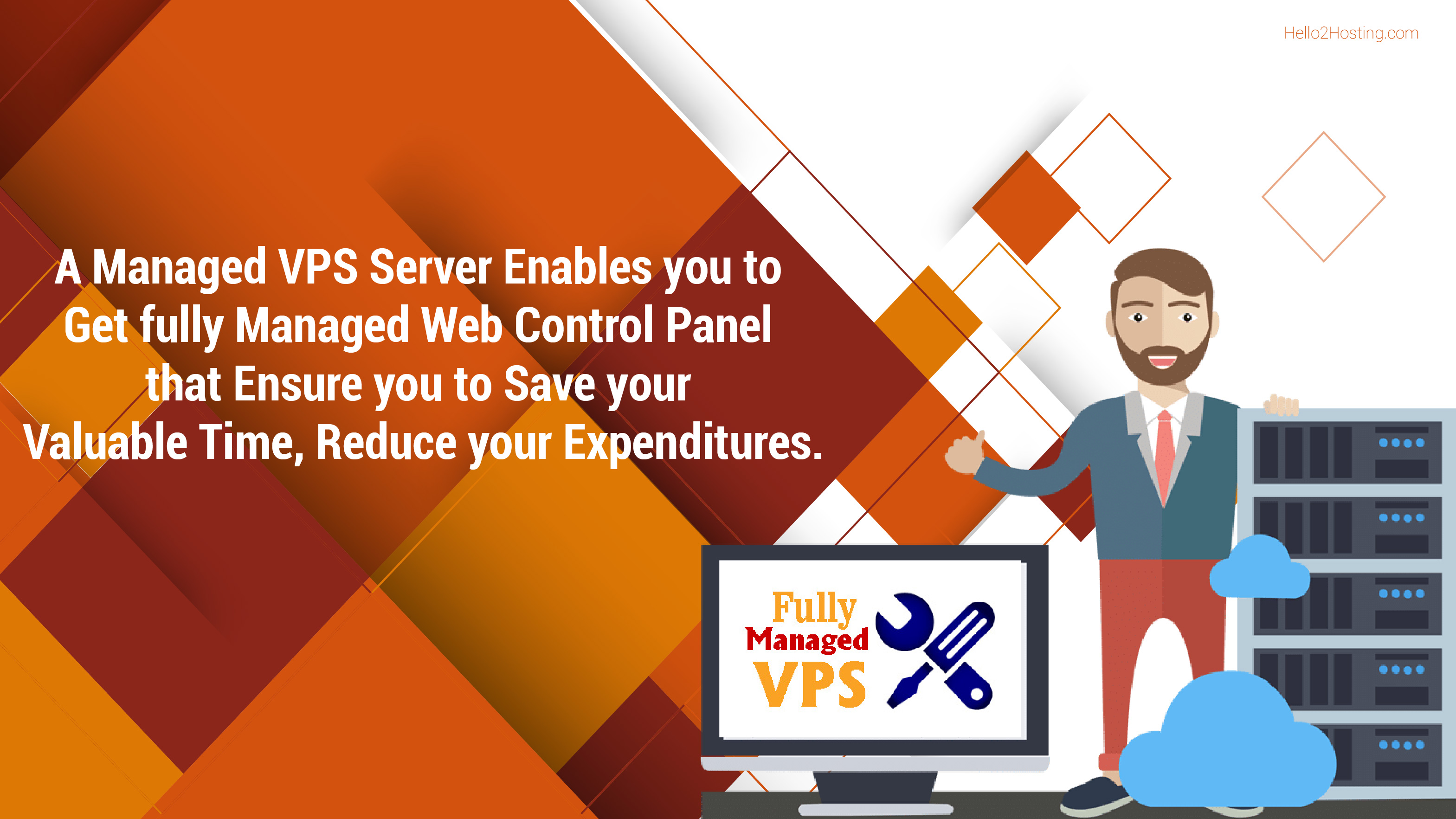 Outstanding Benefits of having Managed VPS Hosting Server for Bus iness