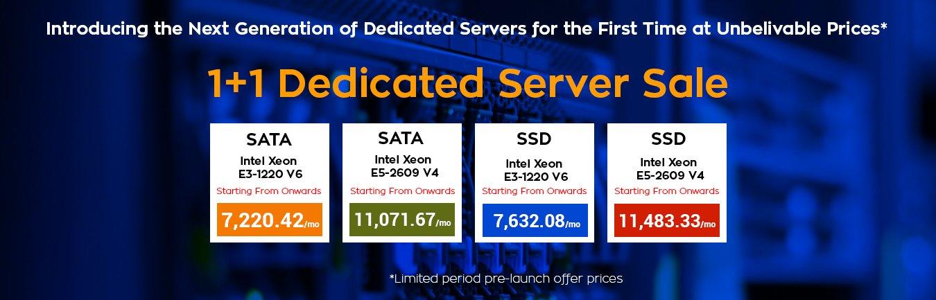 Hello2hosting Dedicated Server Sale