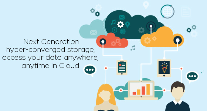 Hello2hosting Cloud Storage