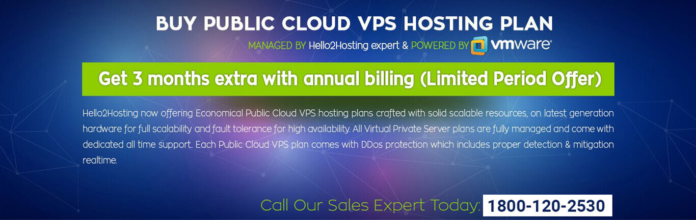 Hello2hosting Public Cloud Hosting