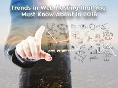 Web Hosting Trends 2018