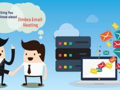 Zimbra Email Hosting