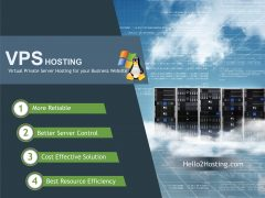 Virtual Private Server Hosting for your Business Website