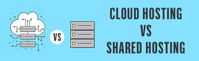 Shared to Cloud Hosting