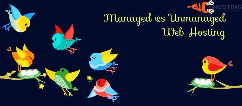 Managed Hosting Services v/s Unmanaged Hosting Services