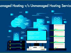 Managed Hosting Services v/s Unmanaged Hosting Services